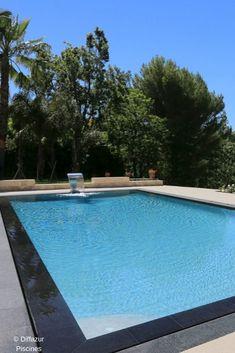 Backyard Pool Landscaping, Backyard Pool Designs, Small Backyard Pools, Swimming Pool Designs, Outdoor Pool, Amazing Swimming Pools, Indoor Swimming Pools, Cool Pools, Best Summer Camps