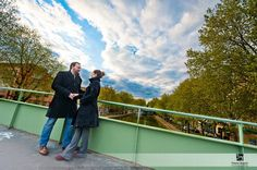 photo couple amoureux Paris Canal Saint-Martin