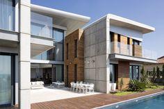 A Seafront Villa,© Shai Epstein