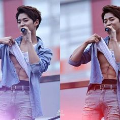 EXCUSE ME HONGSEOK BUT YOU NEED TO CHILL AND STAY IN YOUR LANE CUZ FUUUCCKKKKK YOU LOOKIN FINE BOY