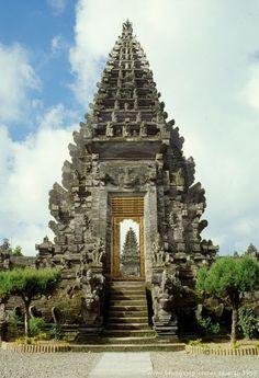 Bali temple | Most Beautiful