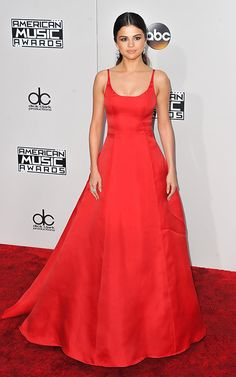 43d54dbe505 47 Best Selena Gomez Wearing Red Dresses images