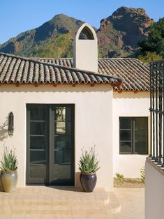 Image result for modern one story stucco home renovations