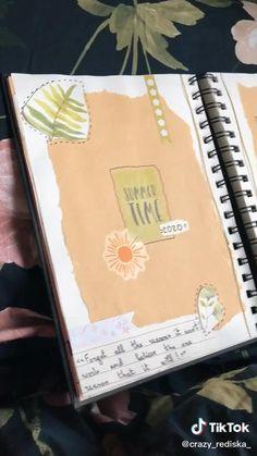 Bullet Journal Lettering Ideas, Bullet Journal Banner, Bullet Journal Notebook, Bullet Journal School, Bullet Journal Ideas Pages, Art Journal Pages, Bullet Journal Aesthetic, Ideias Diy, Scrapbook Journal