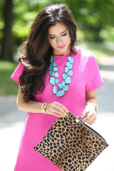 love this pattern and color combo