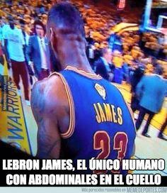 583373 - LeBron James es único