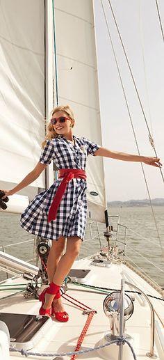Yacht Chic | cynthia reccord