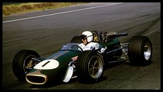 Jack Brabham Brabham BT24 Mexico 1967