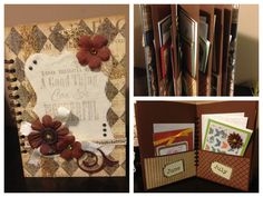 This easy to make gift is perfect for the greeting card sender in your life. Greeting Card Holder, Greeting Card Organizer, Greeting Cards Handmade, Diy Paper Purses, Recipe Card Holders, Paper Bag Album, Card Tutorials, Video Tutorials, Arts And Crafts Supplies