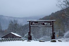 from Brad Panovich WCNC 1st snowfall picture up at Snowshoe Mountain Resort