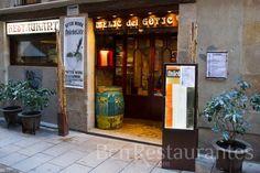 Restaurant Melic del Gòtic Barcelona