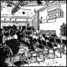 Il pubblico ore 9,40