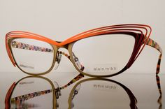 Alain Mikli Eyeglasses AL1291 col. MOCK **Limited Edition**