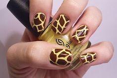 giraffe mani :)