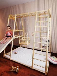 Teen Bedroom Designs, Girls Bedroom, Outdoor Play Gym, Toddler Gym, Kids Indoor Playground, Kids Room Design, Playroom Design, Baby Gym, Baby Boy Rooms