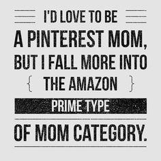 Amazon prime Mom