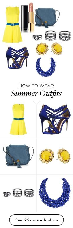 "Collection Of Summer Styles    ""Just a summer outfit"" by lisha30-2010 on Polyvore featuring Dsquared2, Ted Baker, Nanette Lepore, Lulu*s, Kate Spade, Humble Chic and Chanel    - #Outfits  https://fashioninspire.net/fashion/outfits/summer-outfits-just-a-summer-outfit-by-lisha30-2010-on-polyvore-featuring-dsquared2-ted-bake/"