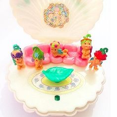 Which is why your parents always threatened to take them away if they didn't stay in their *fairy home*. | 18 Throwback Fairy Winkles Toys Only '90s Kids Will Remember