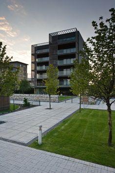 Housing Complex / medusagroup