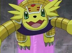 Easily my favorite Digimon from the show! :3
