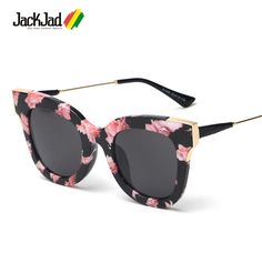 >> Click to Buy << JackJad 2017 New Fashion Women Top Quality CHI CHI Square Frame Sunglasses Brand Design UV400 Sun Glasses Oculos De Sol Feminino #Affiliate