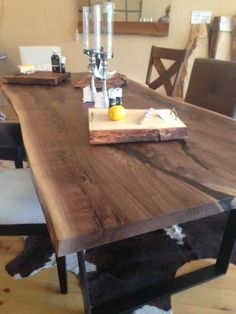 TREE GREEN TEAM LIVE EDGE FURNITURE Contact Debby at for a quick quote debbytreegreenteam@gmail.com call or text 705.606.1568 live edge table, black walnut table, wood slab tables, live edge, live edge coffee table, boardroom table, live edge conference table