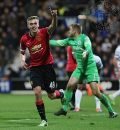 Teddy Sheringham is predicting big things for James Wilson at #mufc: http://bddy.me/1xut2X0
