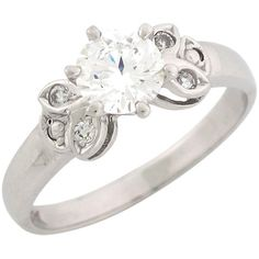 14k White Gold 1.68ct White CZ Solitaire Butterfly Engagement Ring Jewelry Liquidation,http://www.amazon.com/dp/B00BL8NR32/ref=cm_sw_r_pi_dp_4wmlsb0NBVXCWHNG