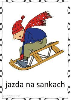 Action Words, Montessori, Crafts For Kids, Preschool, Activities, Education, Disney Princess, Disney Characters, Winter