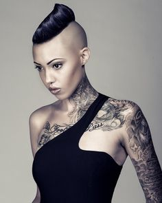 BHA Afro Hairdresser of The Year Finalist 2014