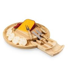 'Colby' Cheese Board Serving Tray   Overstock.com Shopping - The Best Deals on Cheese Knives