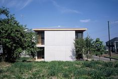 House in Tsukuba by Yasushi Horibe Architect & Associates