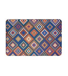 Bungalow Flooring New Wave Kilim Blanket Floor Mat | Carson's