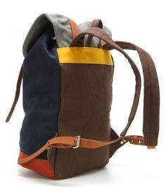 Sandqvist Stig Rucksack SQA182 Back Pack Backpacker, Briefcase, Leather  Bag, Travel Bags, 73b1fd066c