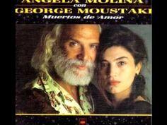 ANGELA MOLINA Y GEORGE MOUSTAQUI . muertos de amor