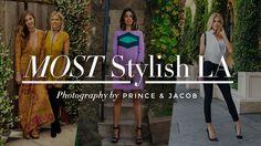 Most Stylish LAList | StyleCaster