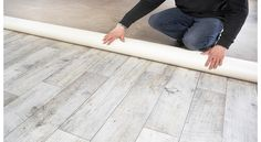 PVC is a great flooring material for rooms where you don't want a cold stone floor or a rug. It's perfect for kitchens and bathrooms since PVC is both waterproof and durable. Pvc Flooring, Linoleum Flooring, Bedroom Flooring, Stone Flooring, Carpet Flooring, Concrete Floors, Vinyl Flooring, Flooring Ideas, Best Steam Mop