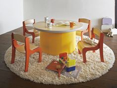 FLYMEe KidsKids Chair Circle Chair, Circle Table, Circle Rug, Kids Cafe, Occasional Chairs, Living Room Chairs, Wingback Chair, Interior, Furniture