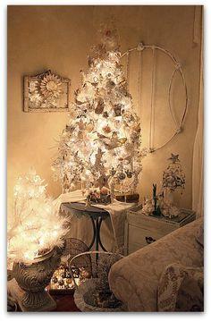 Shabby chic Christmas