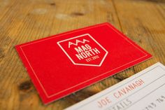 """Mag North Brand Identity"" in Mag North"