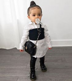 bebe bebes child baby fashion baby clothing baby ropa d . Cute Little Girls Outfits, Kids Outfits Girls, Toddler Girl Outfits, Cute Kids Fashion, Baby Girl Fashion, Toddler Fashion, Fashion Fashion, Fashion Women, Winter Fashion