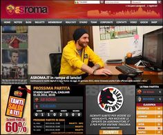 lancio del nuovo sito societario dal 2011