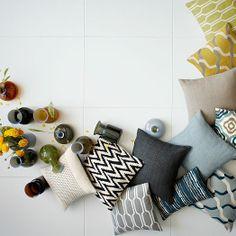 color/ patterns = calm clean