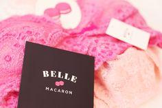 ノンワイヤー ブラジャーブランド「BELLE MACARON」 VI | Project | Works | アトオシ atooshi | グラフィックデザイン・ブランディング・ロゴマーク制作依頼 | 永井弘人