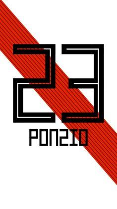 La camiseta de Leonardo Ponzio