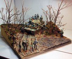 Dioramas and Vignettes: Assembly of remnants, photo #3