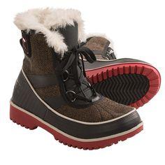 Sorel Tivoli II Herringbone Dark Brown >>> See this great image : Winter Shoes Snow Boots Women, Winter Shoes, Herringbone, Dark Brown, Fashion Brands, Shoe Boots, Topshop, Footwear