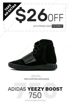 0f902274df2fb Order New Adidas Yeezy Boost 750 Triple Black online