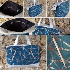 Escourbious L'atelier de Doria sur Instagram: 👜 Java de Sacotin 👜 @sacotin Patron sous licence Un sac idéal pour celles qui aiment avoir un grand sac pour y mettre toute leur vie…