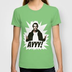 HAPPY DAYS     FONZIE     AYYY! T-shirt